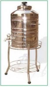 B301 Bình ủ nước 2 lớp