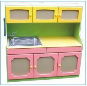 Tủ bếp số 2 có bồn  B408