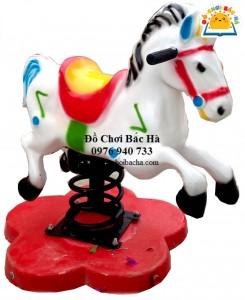 Thú nhún lò xo hình con ngựa A425
