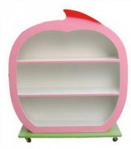 Giá để đồ chơi hình quả táo  B136