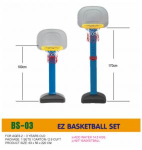 Cột bóng rổ Bs03