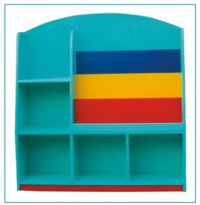 Giá thư viện mẫu 1 – B201