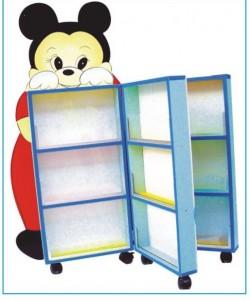Giá sách hình con gấu  B213