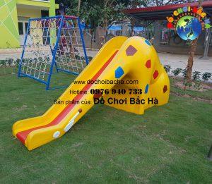 Cầu trượt con hươu – A801