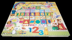 Bộ học toán tuổi thơ