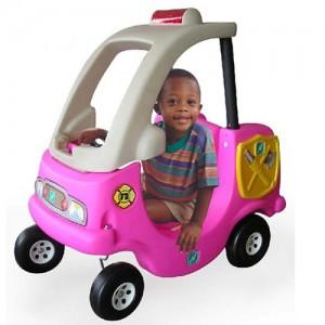 Xe ô tô chòi chân của bé D213