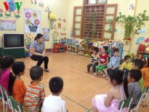 Hà Nội: Các khu đông dân cư sẽ có thêm trường mầm non