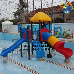 Cầu trượt bể bơi cho trẻ em số 1